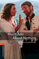 Much Ado about Nothing (Oxford Bookworms Library, Stage 2)