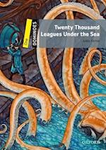 Twenty Thousand Leagues Under the Sea (Dominoes: Level 1 400 Headwords)
