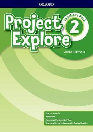 Project Explore: Level 2: Teacher's Pack