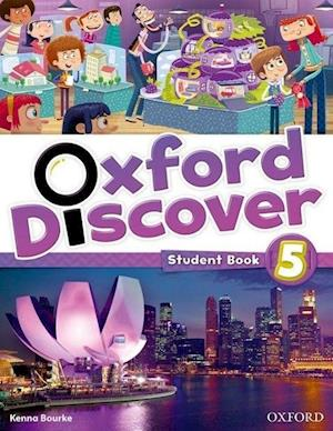 Oxford Discover: 5: Student Book