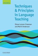 Techniques and Principles in Language Teaching 3rd edition af Diane Larsen Freeman