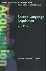 Second Language Acquisition (Oxford Introductions to Language Study)
