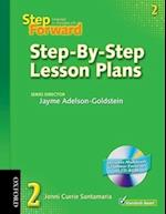 Step Forward 2 Step-By-Step Lesson Plans with Multilevel Grammar Exercises CD-ROM af Jenni Currie Santamaria