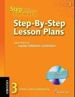 Step Forward 3 Step-By-Step Lesson Plans with Multilevel Grammar Exercises CD-ROM af Series Director Jayme Adelson-Goldstein, Jenni Currie Santamaria, Jenni Currie Santamaria