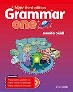 Grammar: One: Student's Book with Audio CD (Grammar)