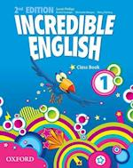 Incredible English: 1: Class Book (Incredible English)