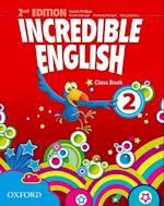 Incredible English: 2: Class Book (Incredible English)
