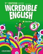 Incredible English: 3: Class Book (Incredible English)