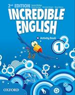 Incredible English: 1: Activity Book (Incredible English)