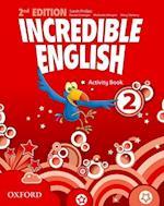 Incredible English: 2: Activity Book (Incredible English)