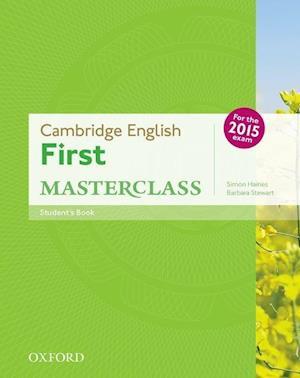 Cambridge English: First Masterclass: (B2): Student's Book