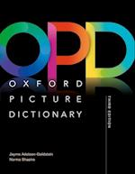 Oxford Picture Dictionary: Monolingual (American English) Dictionary (Oxford Picture Dictionary)
