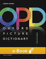 Oxford Picture Dictionary Third Edition: Student e-Book