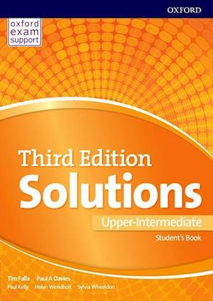 Bog, paperback Solutions: Upper Intermediate: Student's Book