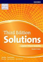 Solutions: Upper Intermediate: Student's Book