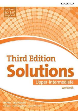 Solutions: Upper-Intermediate: Workbook