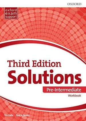 Bog, paperback Solutions: Pre-Intermediate: Workbook