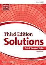 Solutions: Pre-Intermediate: Workbook