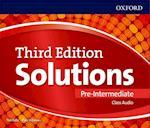 Solutions: Pre-Intermediate: Class