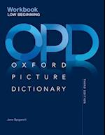 Oxford Picture Dictionary: Low-Beginning Workbook