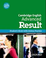 Cambridge English: Advanced Result Student's Book