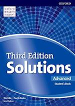 Solutions: Advanced: Student's Book and Online Practice Pack (Solutions)