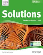 Solutions: Elementary: Student's Book (Solutions)