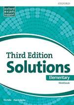 Solutions 3e Elementary Workbook
