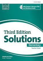 Solutions Elementary Essentials