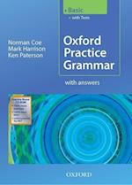 Oxford Practice Grammar Basic: With Key Practice-Boost CD-ROM Pack (Oxford Practice Grammar Basic)