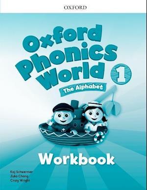 Oxford Phonics World: Level 1: Workbook