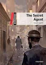 Dominoes: Three: The Secret Agent Audio Pack (Dominoes)
