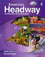 American Headway Level 4: Student Book with Student Practice MultiROM