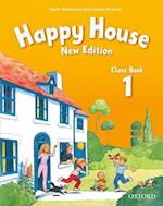 Happy House 1: Class Book (Happy House 1)