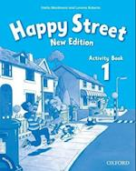 Happy Street: 1 New Edition: Activity Book and MultiROM Pack (Happy Street)