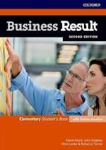 Business Result: Elementary: Student's Book with Online Practice