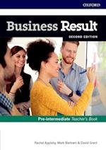 Business Result: Pre-Intermediate