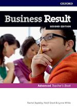 Business Result: Advanced: Teacher's Book and DVD af Kate Baade