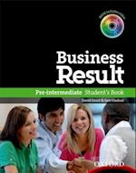 Business Result: Pre-Intermediate: Student's Book with DVD-ROM and Online Workbook Pack