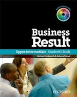 Business Result: Upper-Intermediate: Student's Book with DVD-ROM and Online Workbook Pack (Business Result)