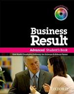 Business Result: Advanced: Student's Book with DVD-ROM and Online Workbook Pack (Business Result)