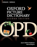 Oxford Picture Dictionary Second Edition: English-Korean Edition (Oxford Picture Dictionary Second Edition)