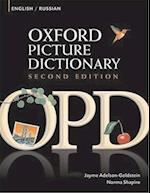 Oxford Picture Dictionary Second Edition: English-Russian Edition (Oxford Picture Dictionary Second Edition)