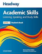 Headway Academic Skills: 1: Listening, Speaking, and Study Skills Student's Book with Oxford Online Skills (Headway Academic Skills)