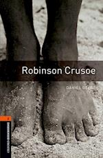 Oxford Bookworms Library: Level 2:: Robinson Crusoe (Oxford Bookworms Elt, nr. 2)