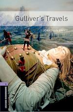 Oxford Bookworms Library: Level 4:: Gulliver's Travels (Oxford Bookworms Elt, nr. 4)