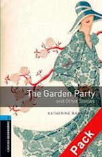 Oxford Bookworms Library: Level 5:: The Garden Party and Other Stories audio CD pack (Oxford Bookworms Elt, nr. 5)