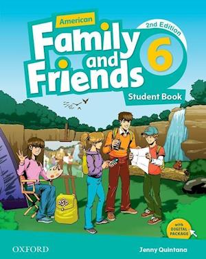 American Family and Friends: Level Six: Student Book