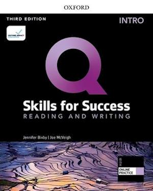 Q: Skills for Success: Intro Level: Reading and Writing Student Book with iQ Online Practice