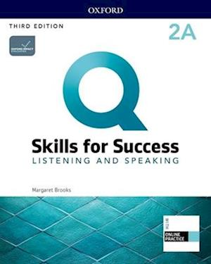 Q: Skills for Success: Level 2: Listening and Speaking Split Student Book A with iQ Online Practice